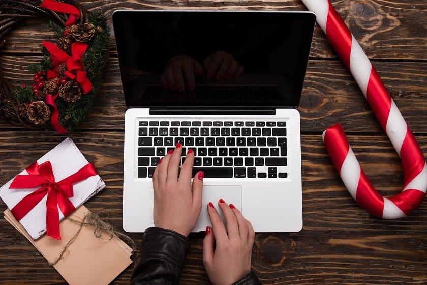 najlepsze praktyki w mailach na święta