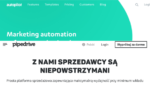 Pipedrive CRM + Autopilot Marketing Automation - Integracja idealna 4