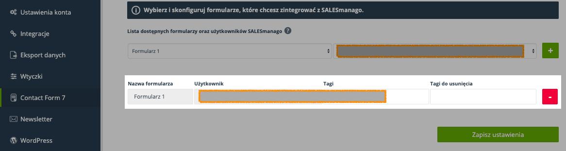 Integracja SalesManago ze stroną internetową opartą o WordPress 1